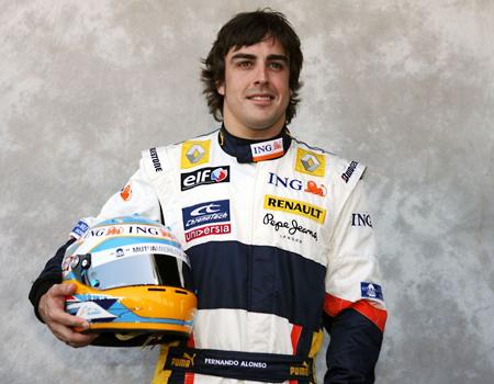 Fernando Alonso, el mejor de los pilotos hoy activos de F1 según The Times