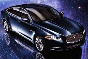 Jaguar 2010 Jaguar XJL Supercharged Neiman Marcus Edition.