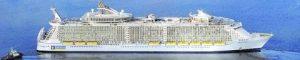 Oasis of the Seas, el mayor crucero del mundo.
