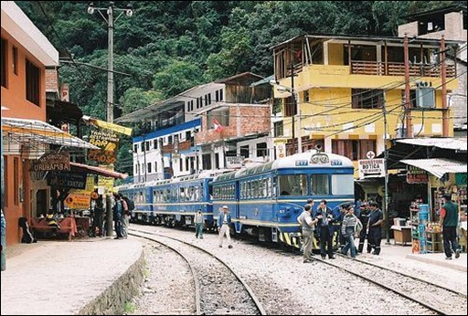 Aguas-Calientes-Station