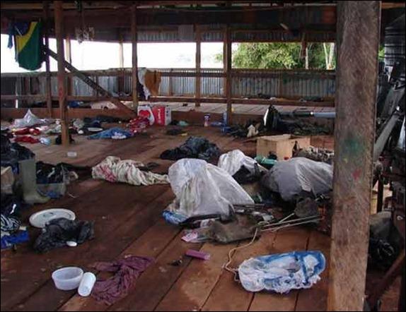 Alojamento de brasileiros foi atacado na véspera do Natal na cidade de Albina, no Suriname