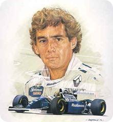 Ayrton Senna elegido mejor piloto de todos los tiempos