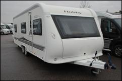 Caravana Hobby 640 FMU Nordic