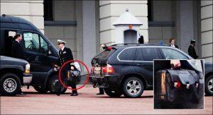 Obama vino con su maletín bomba