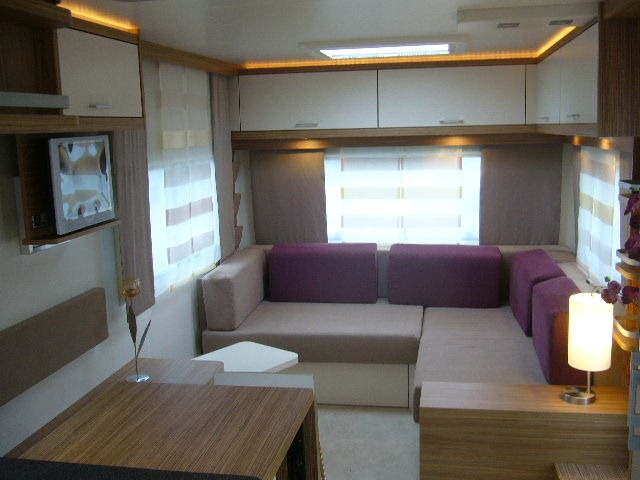 Caravana EIFELLAND Deseo Lifestyle 560 LK u2013 El Rastreador de ...