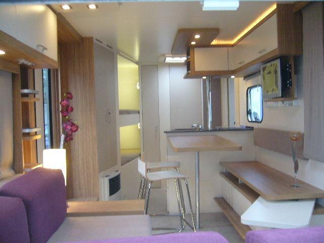 Caravana eifelland deseo lifestyle 560 lk el rastreador - Interior caravanas decoracion fotos ...