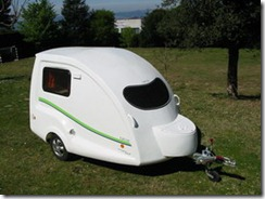 FALCON: un nuevo concepto de Caravana