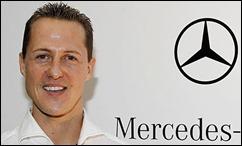 Michael Schumacher es supersticioso