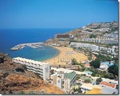 Gran Canaria, favorita de los noruegos