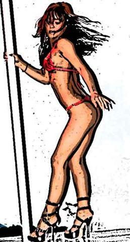 esta noche árabe strip tease