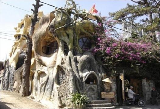 Hang Nga Tree House - Dalat, Vietnam