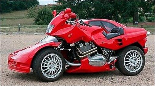 coche moto
