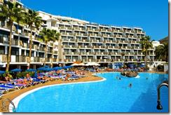 Cae ascensor en hotel de Gran Canaria