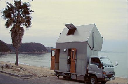 truck-house