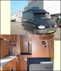 COMPLETE FURNISHING inrichtingen-mercedes-sprinter