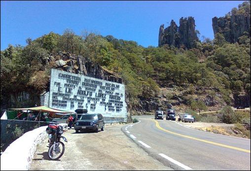 El Espinazo Del diablo, Mexico