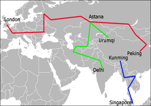 china train