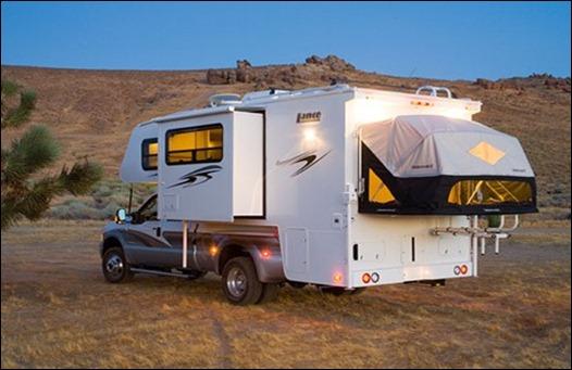 lance-camper-1131-truck-camper-2007 2007 Lance Camper 1131 Truck Camper