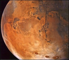 Llegar a Marte en 39 días