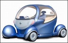 EN-V Nissan-Plans-Pure-Electric-Vehicle-in-2010