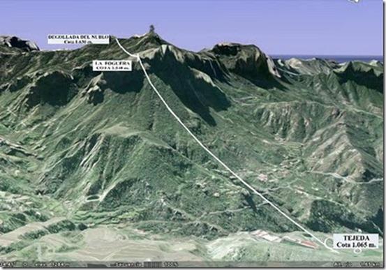 Teleférico al Roque Nublo divide a los vecinos