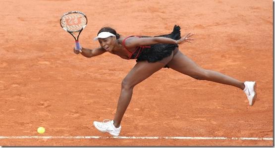 Revuelo en París: Venus juega con el desnudo
