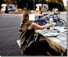 Estreno de camping de autocaravanas