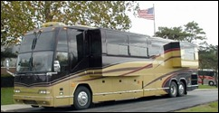 Custom Coach Entertainer