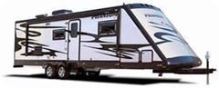GC Phantom Travel Trailer The Shape, The Dreamexterior