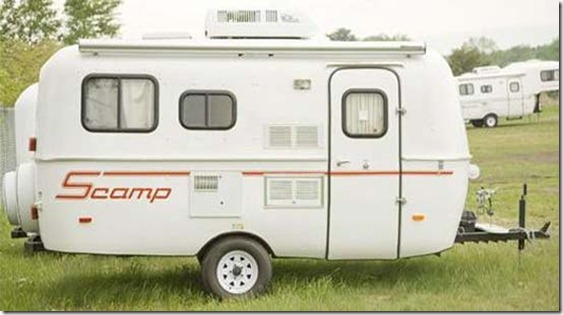 Scamp Travel Trailers El Rastreador De Noticias