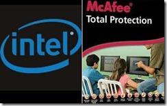 Intel compra McAfee por US$ 7.680 millones
