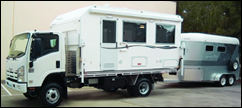 ESC EscapeRV Crossover Camper or Motorhome