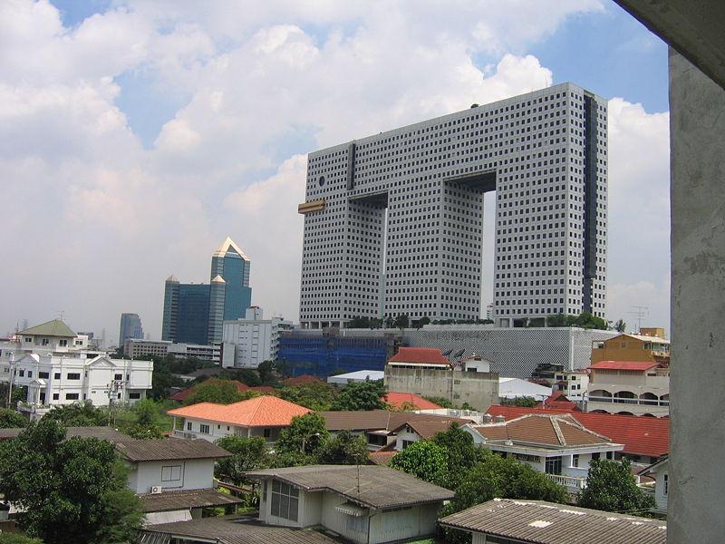 Resultado de imagen para edificio elefante bangkok hd