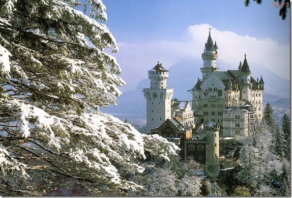 Neuschwanstein Alemania