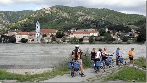 Travel Trip Austria Biking
