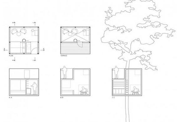 Tree-Hotel-Plan-Design