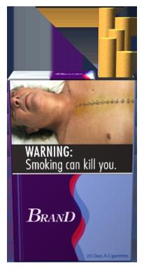 EEUU mostrará cadáveres y pacientes de cáncer en las cajetillas de tabaco