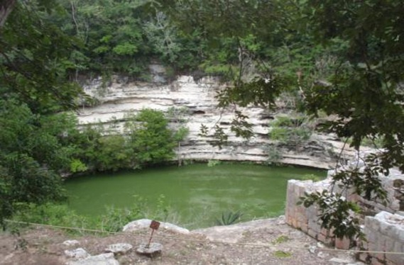 Cenote Chichén-Itzá