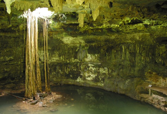 Cenote Sambulá
