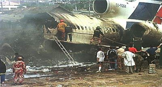 Cubana de Aviación Tu-154Estrellado