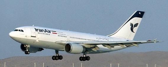 Iran-Air-plane