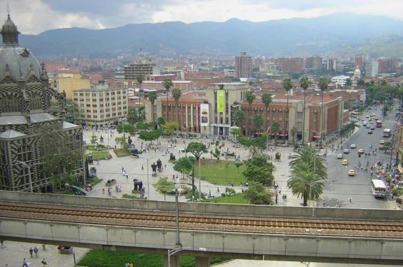Medellin Plaza_Botero-