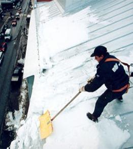 'quiatnieves' de tejado