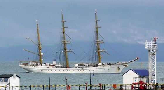 Ushuaia: investigan la muerte de una joven en un buque alemán
