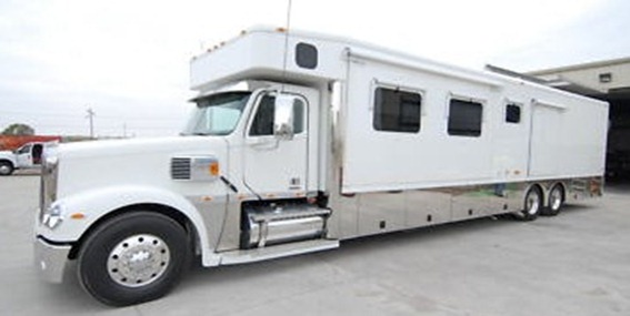 U2008 United Specialties tsg 36 Toy hauler