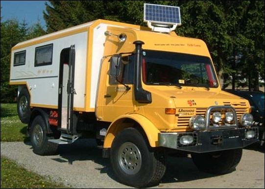 EXP Unimog U1550 L37