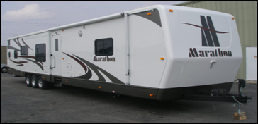 M Travel Trailers