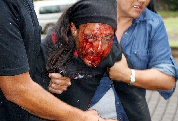 Resultado de imagen para represion isla de pascua