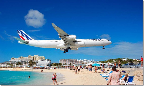 Airport-Saint-Martin-