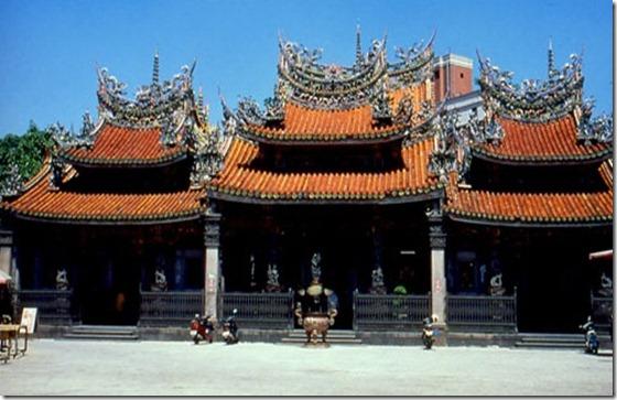 Sanxia Qingshui Zushi (Divine Ancestor) Temple